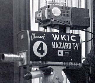 Vintage Television Camera 116